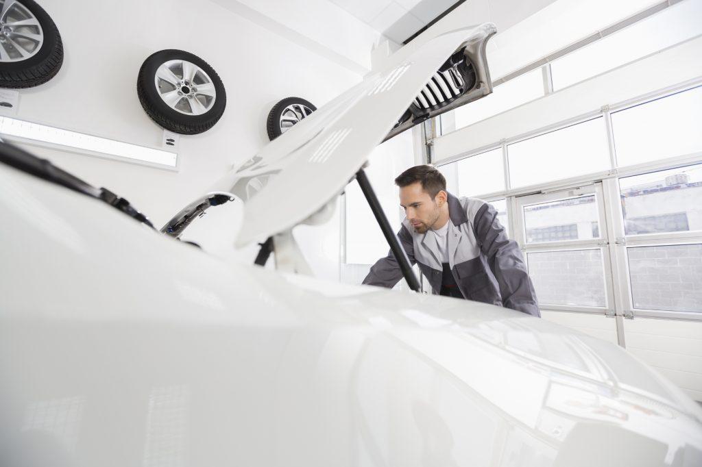 Kfz Gutachter Fahrzeugprüfung