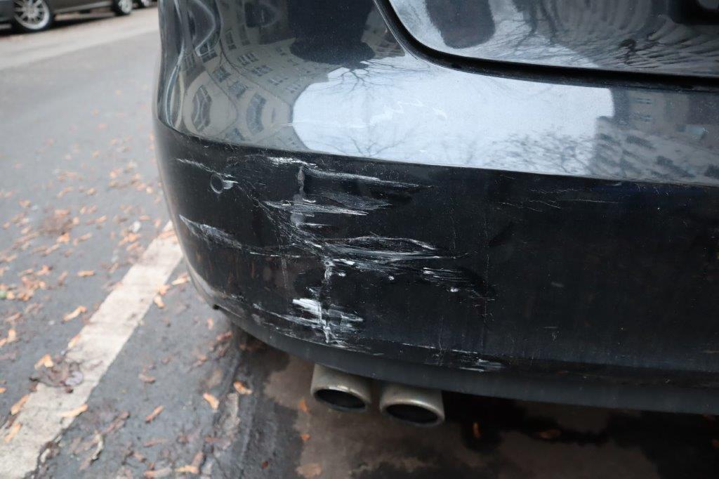 Audi Unfallschaden