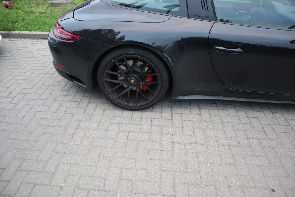 Porsche Unfallschaden